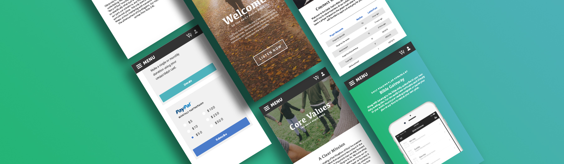 Graphic Design, Web Development, and Web Design With UX/UI In Mind